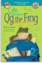 Life According to Og the Frog!