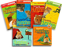 All Humphrey books on audio